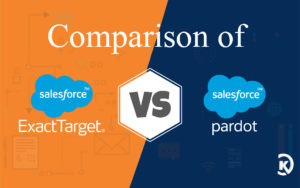 Comparison of Salesforce ExactTarget vs. Pardot