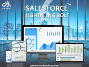 Introduction to Salesforce lightning bolt