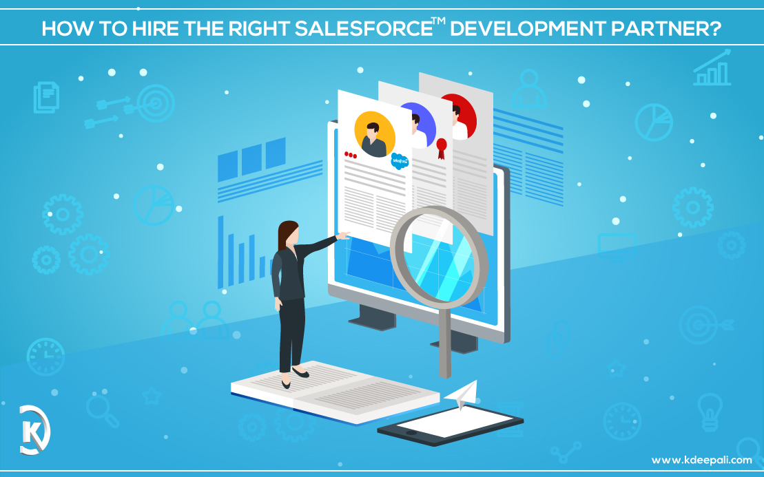 How to hire the right Salesforce Development Partner