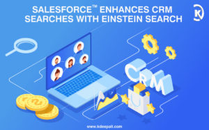 Salesforce Enhances CRM
