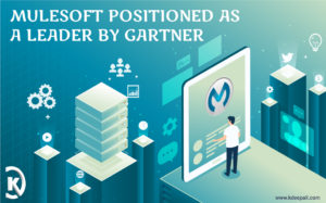 Mulesoft positioned as a leader by gartner