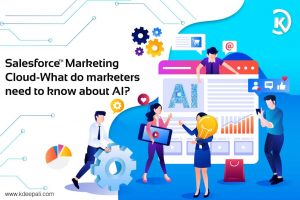 Salesforce Marketing Cloud-What do marketers need to know about AI?